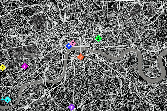 London_Design_Festival_Map