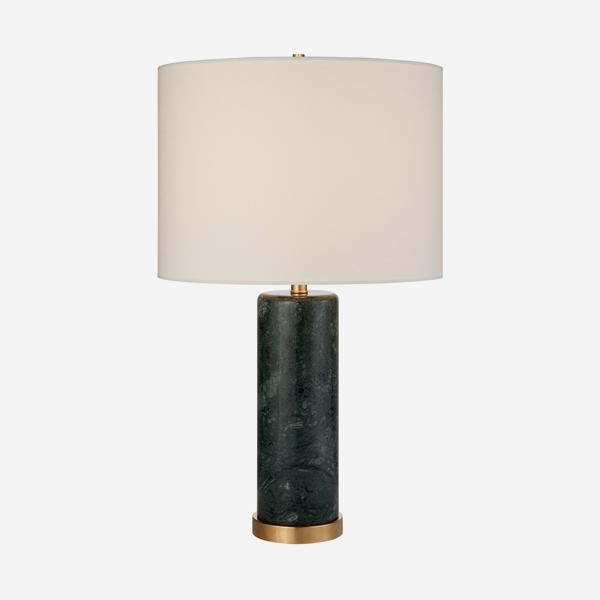 cliff_table_lamp_green_marble