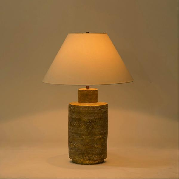 Fez_Table_Lamp_Gold_On