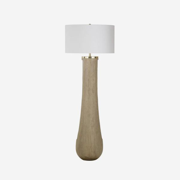 Gray_Floor_Lamp_Front