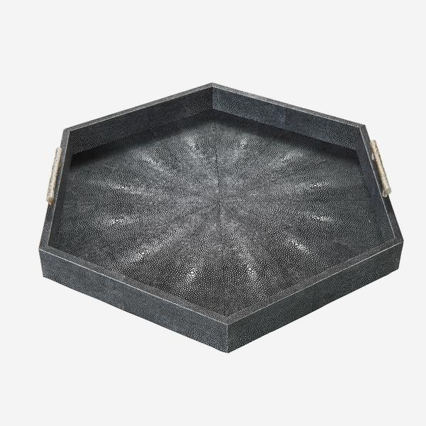 Cosima_Decorative_Tray_Grey_Angle_ACC3811