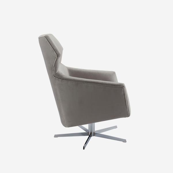 Hugo Desk Chair Andrew Martin