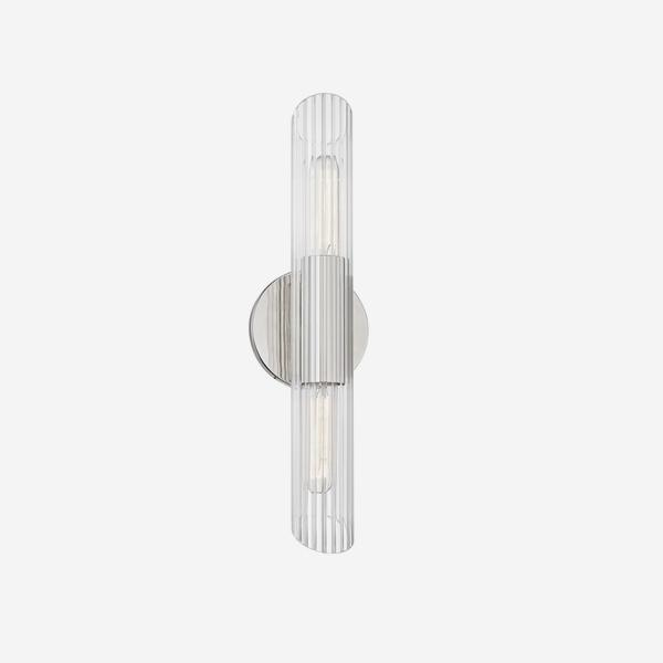 Cecily_Small_Wall_Polished_Nickel