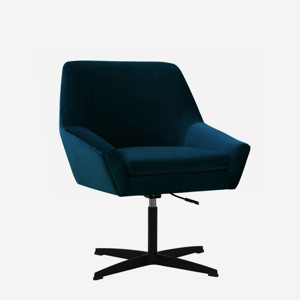 Terence_Desk_Chair_Blue_Angle