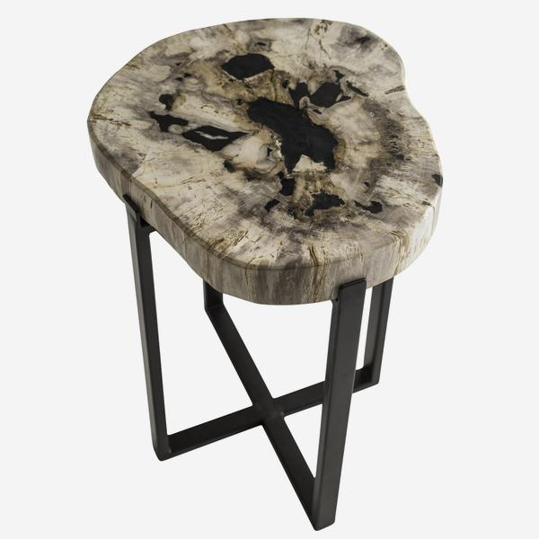 Petrified_Wood_Lamp_Table_Top_Detail_ST0199_