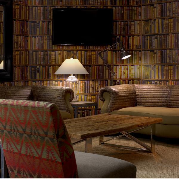 Library_Multi_Wallpaper_Mendoza_Malbec_Fabric
