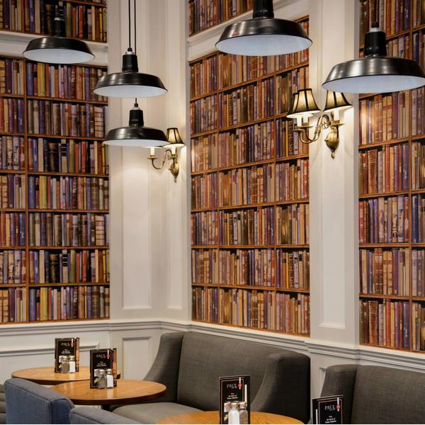 Library multi lifestyle paul bakeries watermarked2 web 17 031 livingroom mid zac and zac library multi wallpaper mendoza malbec fabric