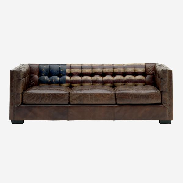 Leather Sofa Wholesalers Uk: Armstrong Sofa Stars And Stripes