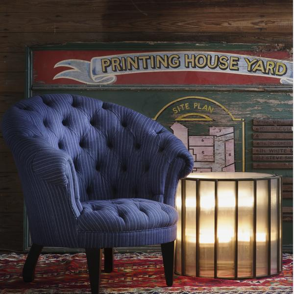 homer_chair_bengal_pin_stripe_indigo_shutter_side_table