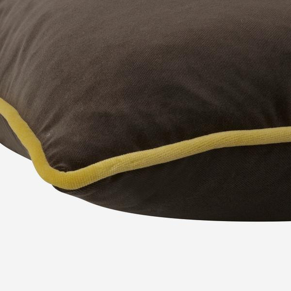 Pelham_Chocolate_Cushion_with_Pear_Piping_Detail_ACC2637_