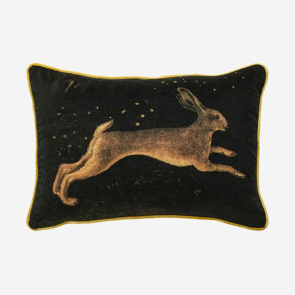 National_Gallery_Velvet_Hare_Cushion_ACC2844_