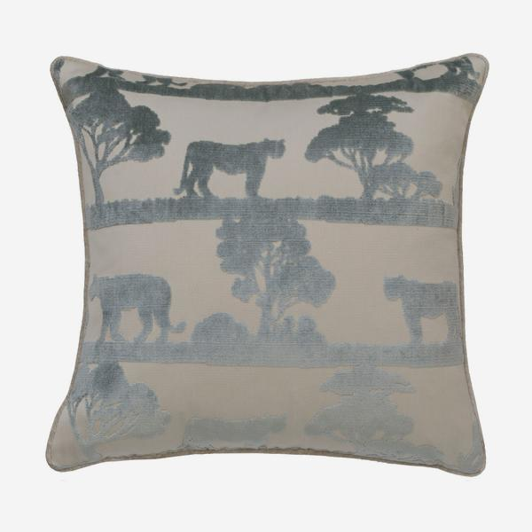 andrew_martin_cushions_safari_lion_duck_egg_cushion