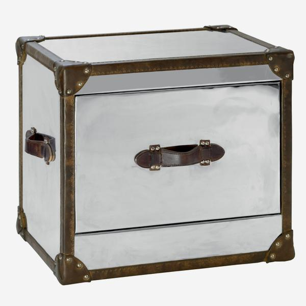 Howard_Steel_Leather_Side_Table
