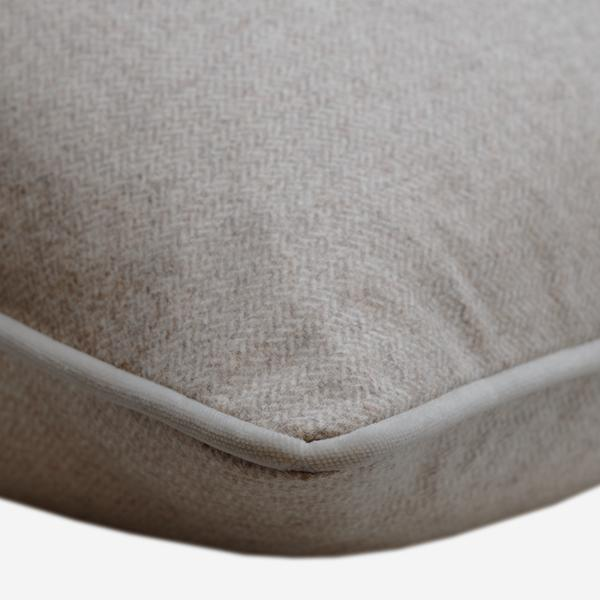 Wessex_Camel_Cushion_with_Pelham_Ewe_Piping_Detail_ACC3079