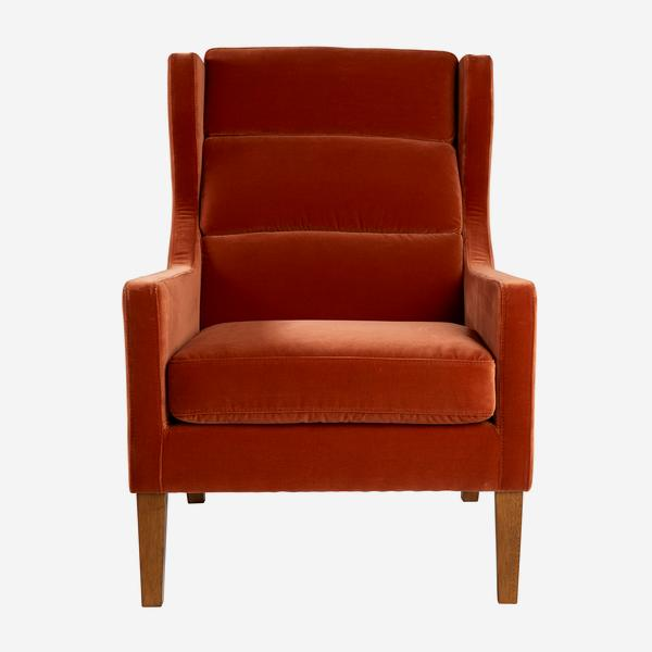 Halston_Chair_Burnt_Orange_Front_CH0925