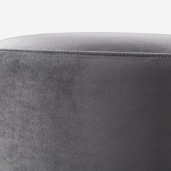Chandler_Stool_Grey_Fabric