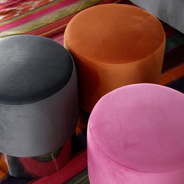 Chandler_Stools_Pink_Orange_and_Grey_Detail