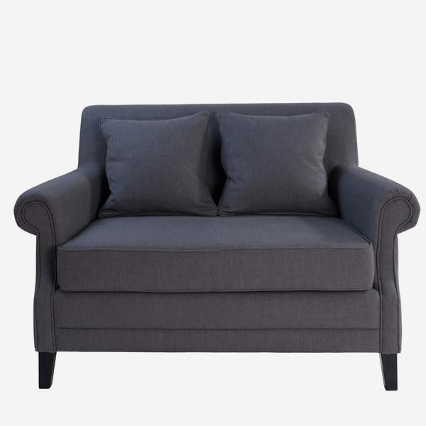 Blanche_Sofa_Charcoal_Front