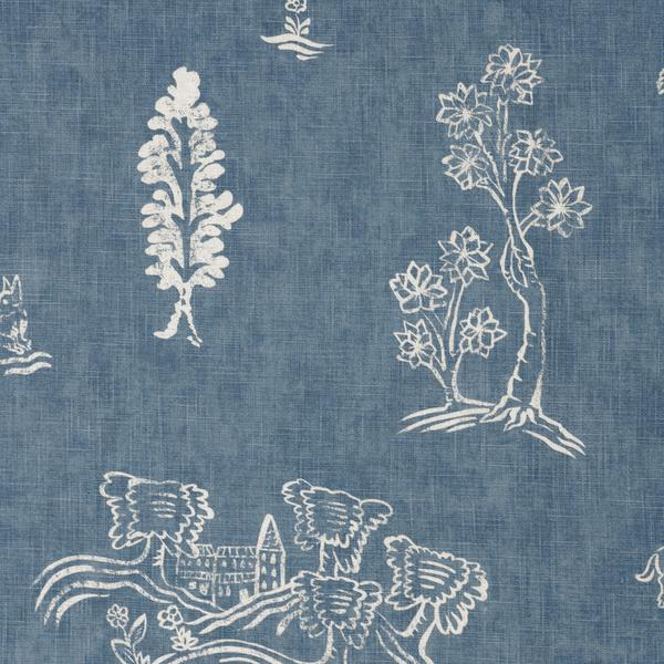 Friendly_Folk_Happy_Blue_Fabric_Detail_2