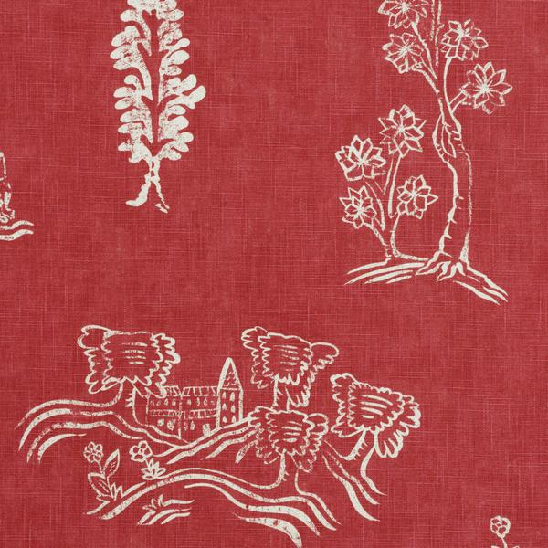 Friendly_Folk_Huntsman_Red_Fabric_Detail_2