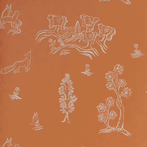 Wychwood_Melon_Orange_Wallpaper