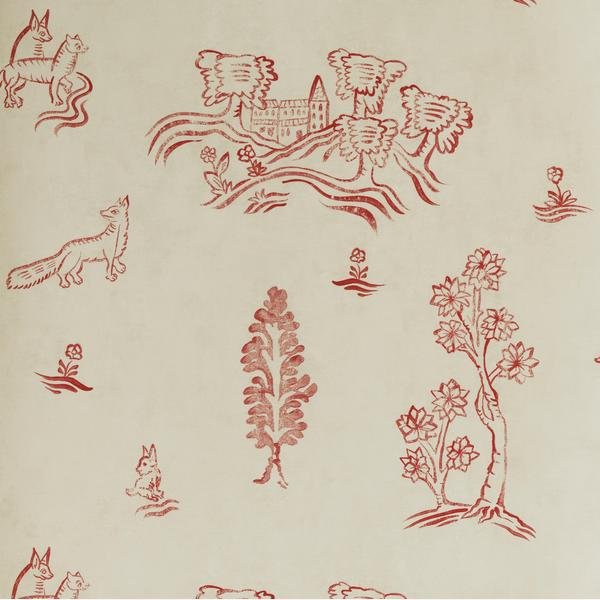 Wychwood_Huntsman_Red_Wallpaper