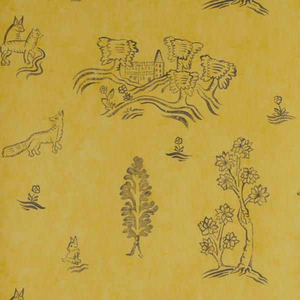 Wychwood_Provencal_Yellow_Wallpaper_2