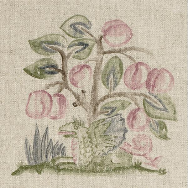 Hedgerow_Cerise_Fabric_Detail_5