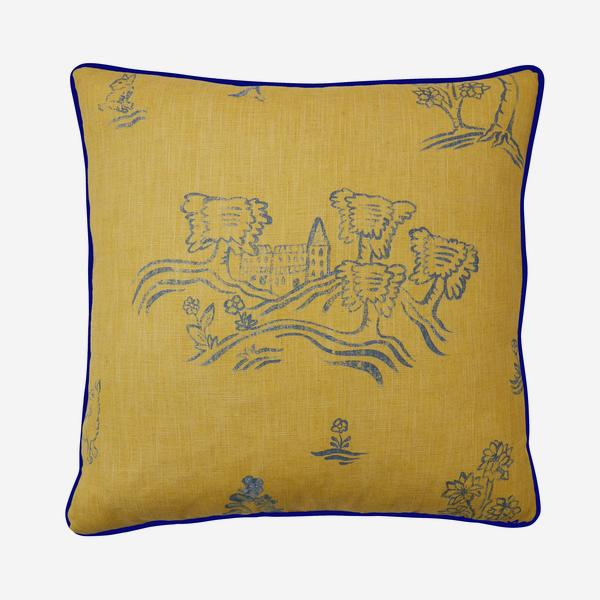 Friendly_Folk_Provencal_Yellow_Cushion_ACC3122_