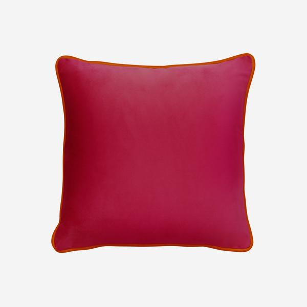 Houdini_Cerise_Cushion_Small_Square_43cmx43cm_