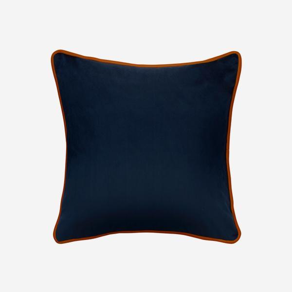 Houdini_Ink_Tangerine_Cushion_Small_Square_43cmx43cm_