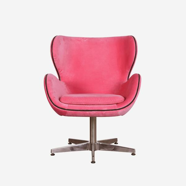 Kapow_Chair_Fuchsia_Fizz_Front