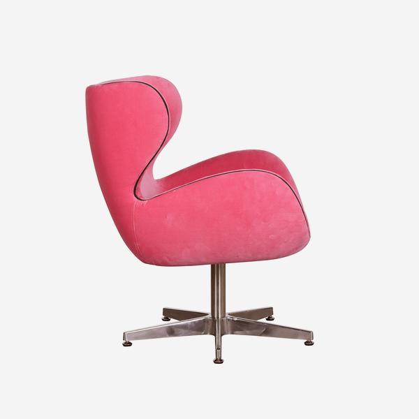 Kapow_Chair_Fuchsia_Fizz_Side