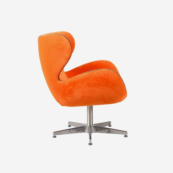 Kapow_Chair_Tangerine_Dream_Side