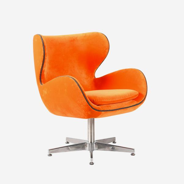 Kapow_Chair_Tangerine_Dream_Angle