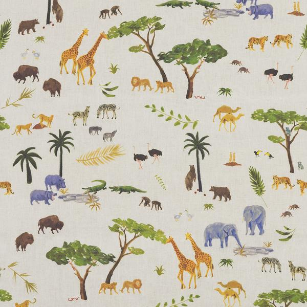Animalis Multi Wallpaper Holly Frean Collection Andrew
