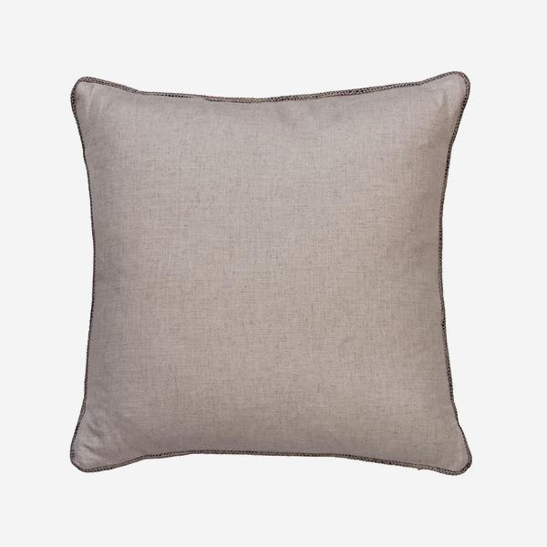 HedgerowPlainLinenDelphiniShellBackCushion