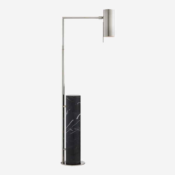 Alma_Floor_Lamp_in_Polished_Nickel_and_Black_Marble