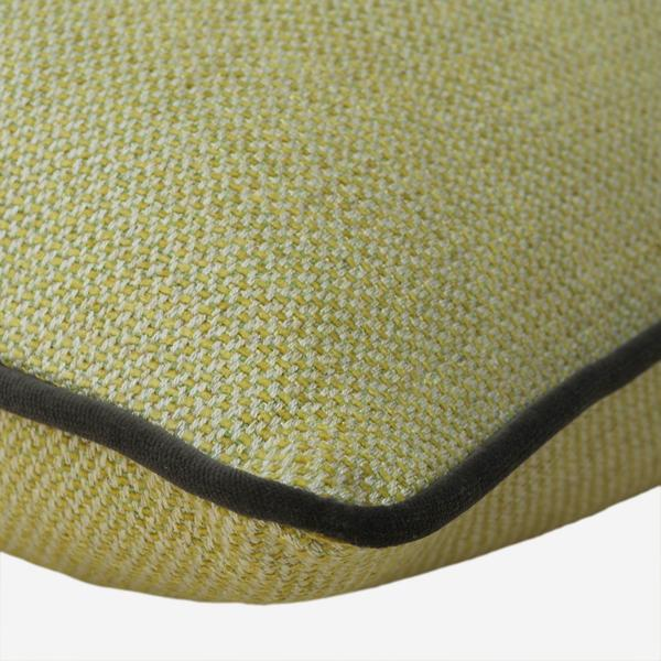Piazzetta_Lemon_Cushion_with_Pelham_Chocolate_Piping_Detail