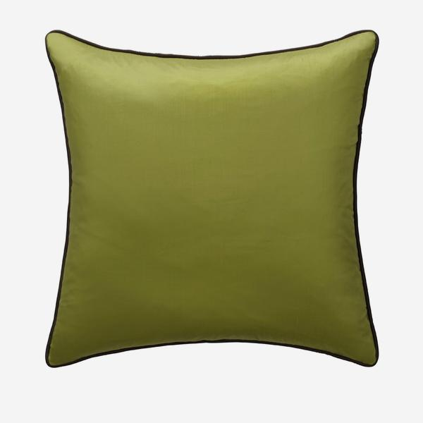 Markham_Lime_Cushion_with_Markham_Chocolate_Piping