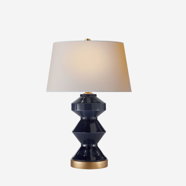 Weller_Zig_Zag_Table_Lamp_in_Denim