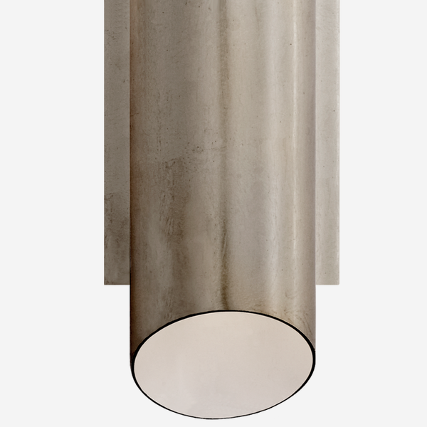 Tourain_Wall_Light_in_Burnished_Silver_Leaf