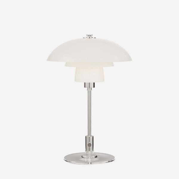 Whitman_Desk_Lamp_in_Polished_Nickel_and_White_Glass_Shade