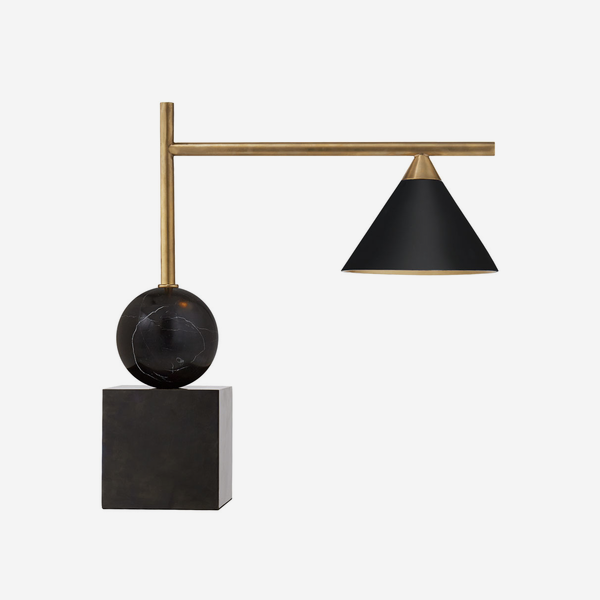 Cleo_Desk_Lamp_in_Antique_Burnished_Brass_and_Black_Shade