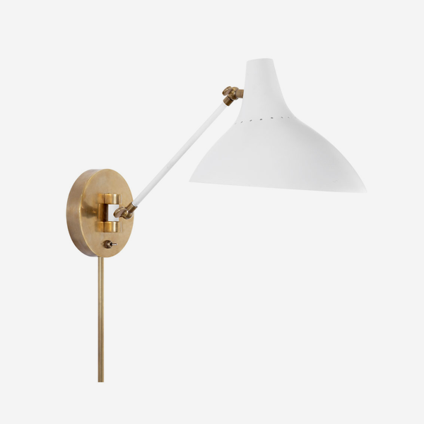 Charlton_Wall_Light_in_White_and_Antique_Brass