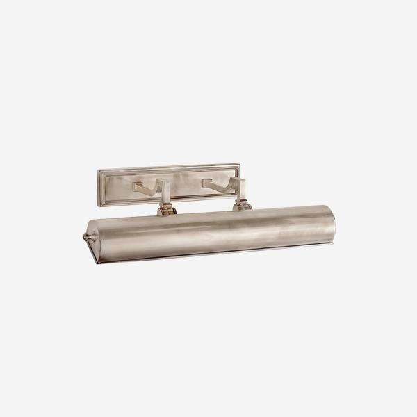 Dean_Small_Double_Picture_Light_in_Brushed_Nickel
