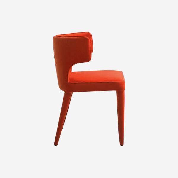 Juno_Chair_in_Orange_Side