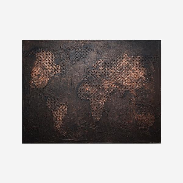 Copper_Worldmap_Artwork