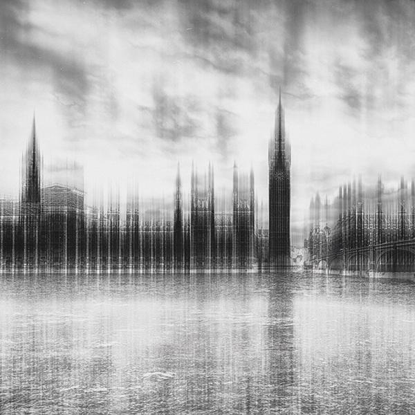 London_Skyline_Blurred