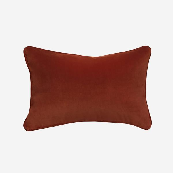 Villandry_Rust_Rectangle_Cushion